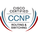 ccnp routingswitching med